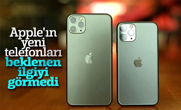 iPhone 11 Pro ve Pro Max, Apple'ın istediği başarıyı yakalayamadı