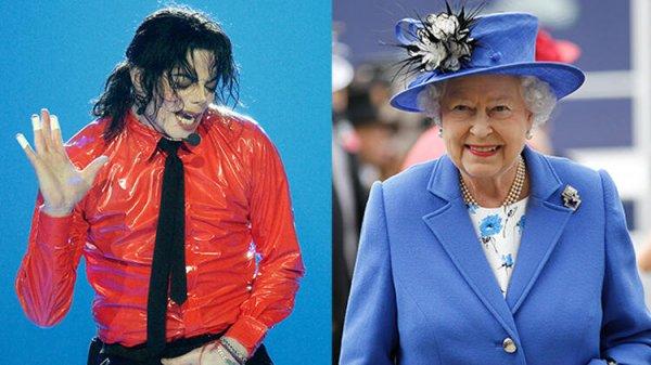 Michael Jackson şövalyelik unvanı için yalvardı