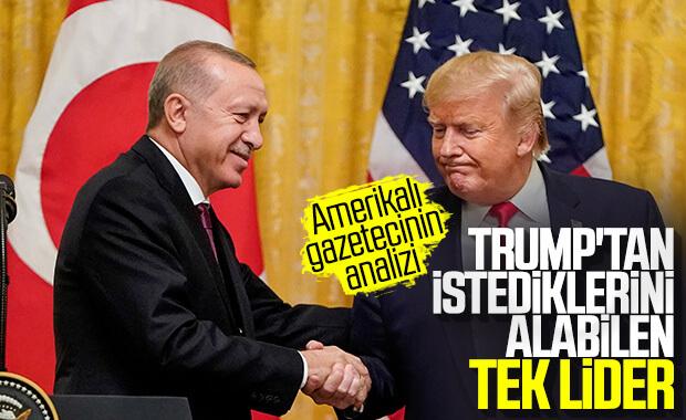 ABD medyasında Türkiye'nin üstünlüğü konuşuluyor