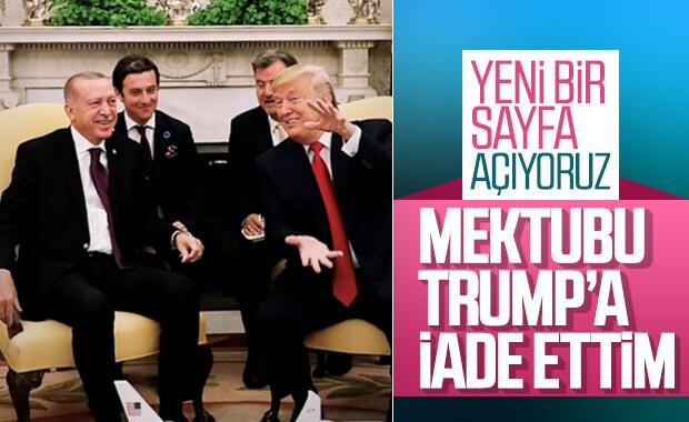 Cumhurbaşkanı Erdoğan ve Trump'dan ortak açıklamalar