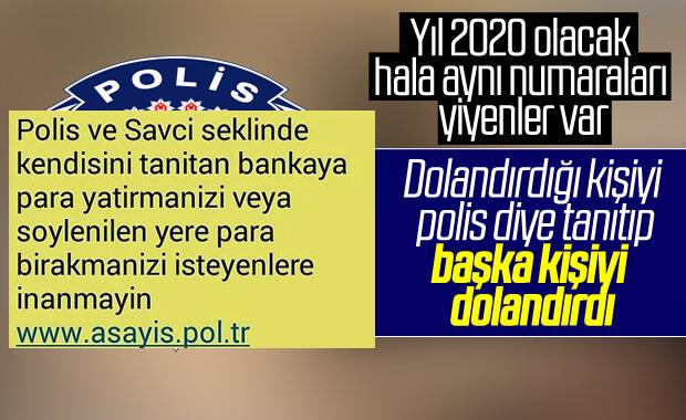 Antalya'da FETÖ kandırmasıyla dolandırıcılık