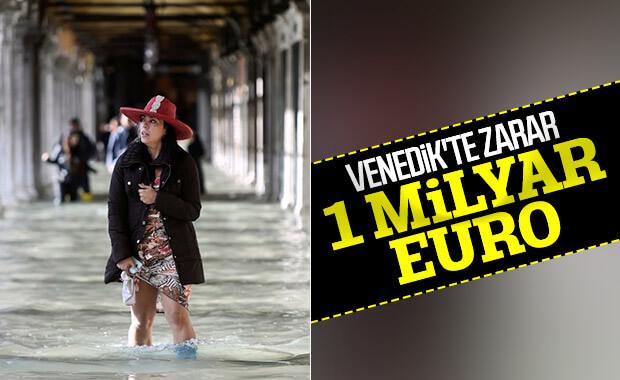 Su baskınlarının Venedik'e maliyeti