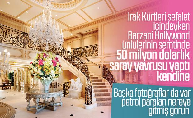 Barzani Ailesi Beverly Hills'ten 47 milyon dolara ev aldı