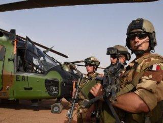 Suriye'de Fransız askerlerinin konuşlandığı bölgeler #1