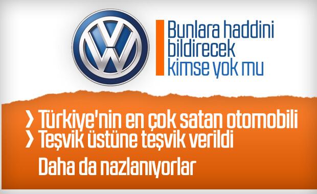 Volkswagen CEO'su: Harp meydanının yanına temel atmayız