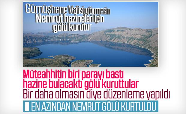 Kadıralak Yaylası ve Dipsiz Göl'e yeni düzenleme