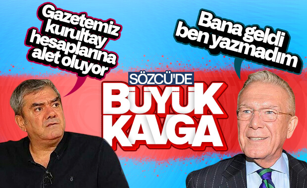 Külliye'ye giden CHP'li iddiasının kavgası Sözcü'de devam ediyor