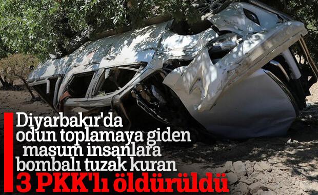 Kulp'taki EYP saldırısının failleri öldürüldü