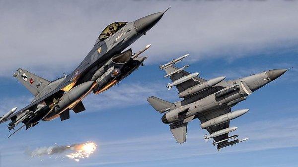 Ankara'da F-16'larla test uçuşu gerçekleştirilecek