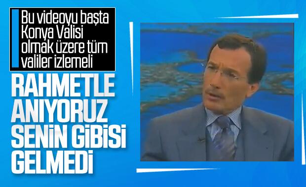 Recep Yazıcıoğlu tevazusu
