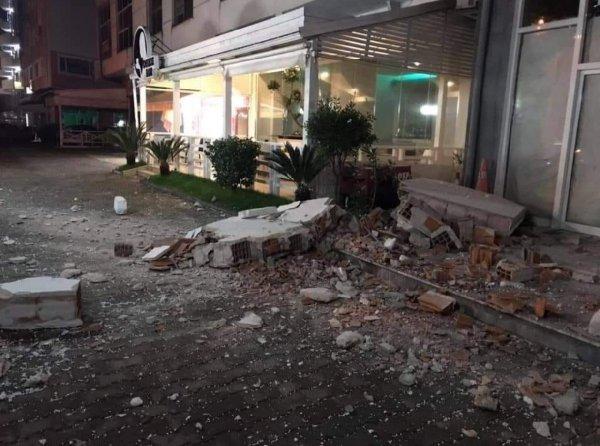 Balkanlar'da deprem