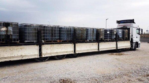 Konya'da 54 bin litre kaçak akaryakıt ele geçirildi