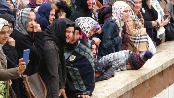 ABD'de ölen sahte peygamber Bursa'ya gömüldü
