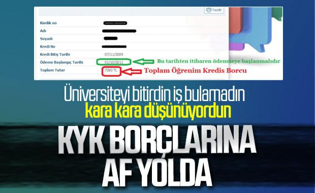 Berat Albayrak'tan KYK açıklaması
