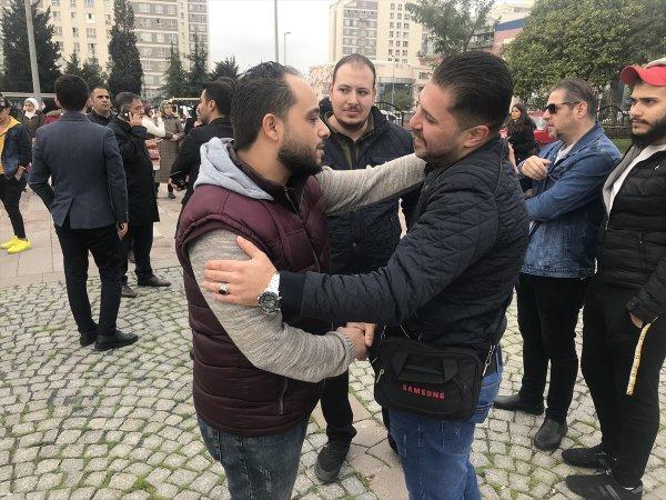 90 Suriyeli ülkesine gönderildi