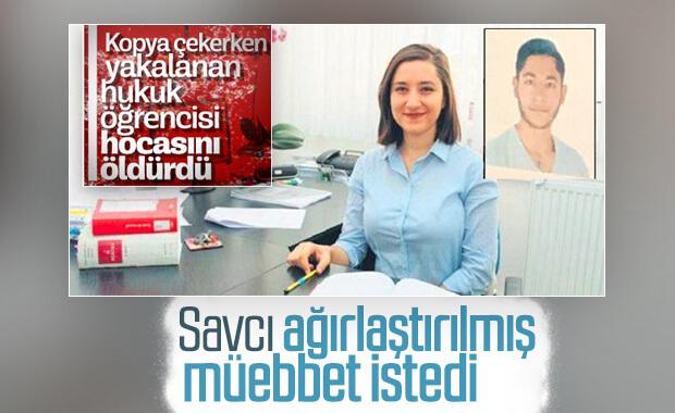 Akademisyen Ceren Damar davasında istenen ceza belli oldu