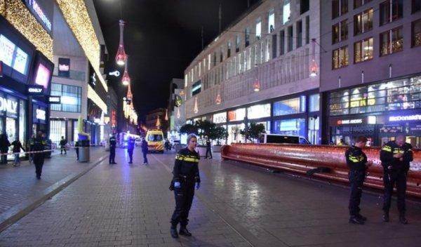 Hollanda'da bıçaklı saldırı gerçekleşti