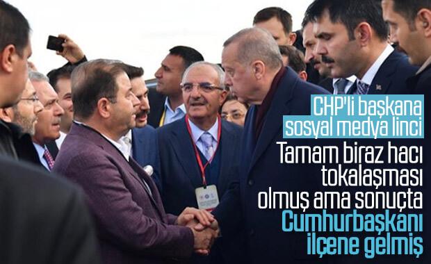 Ali Kılıç'ın paylaştığı fotoğraf CHP'lileri kızdırdı