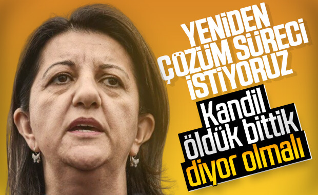 HDP, yeniden çözüm süreci istedi
