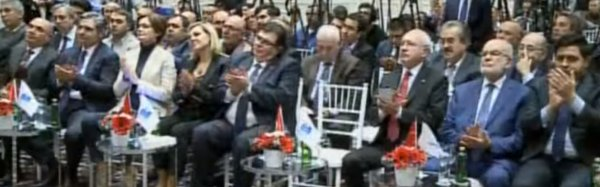 Kemal Kılıçdaroğlu'ndan Ahmet Davutoğlu'na övgüler