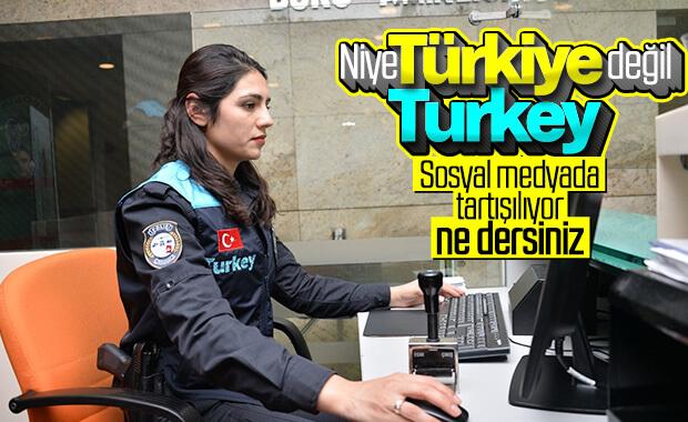 Pasaport polislerinin kıyafetlerinde değişikliğe gidildi
