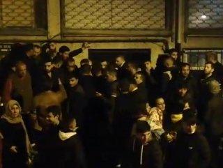 Bağcılar'da mahalleyi ayağa kaldıran taciz iddiası #1