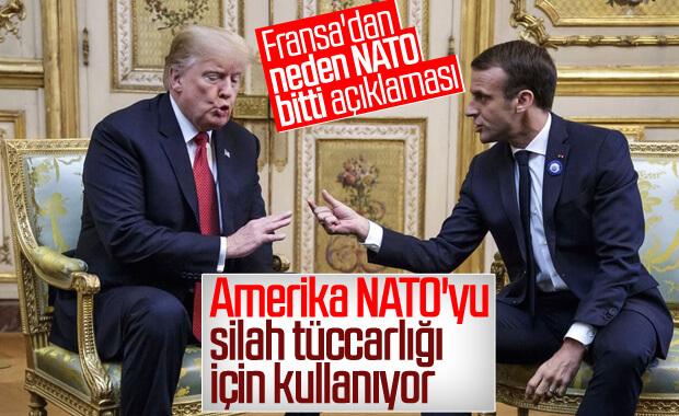 NATO ülkeleri ABD'den şikayetçi