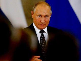 Putin Türkiye'ye geliyor #1