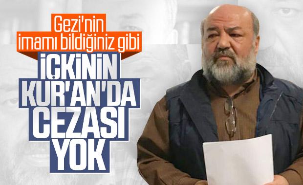 İhsan Eliaçık'a göre içkinin Kur'an'da cezası yok