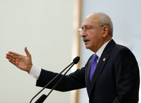 Kemal Kılıçdaroğlu'nun grup toplantısı konuşması