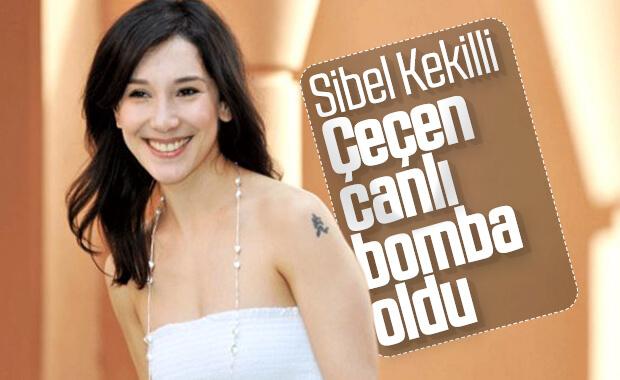 Sibel Kekilli'nin yeni rolü