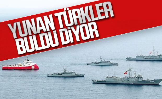 Yunanistan'da Türkiye doğalgazı buldu iddiası