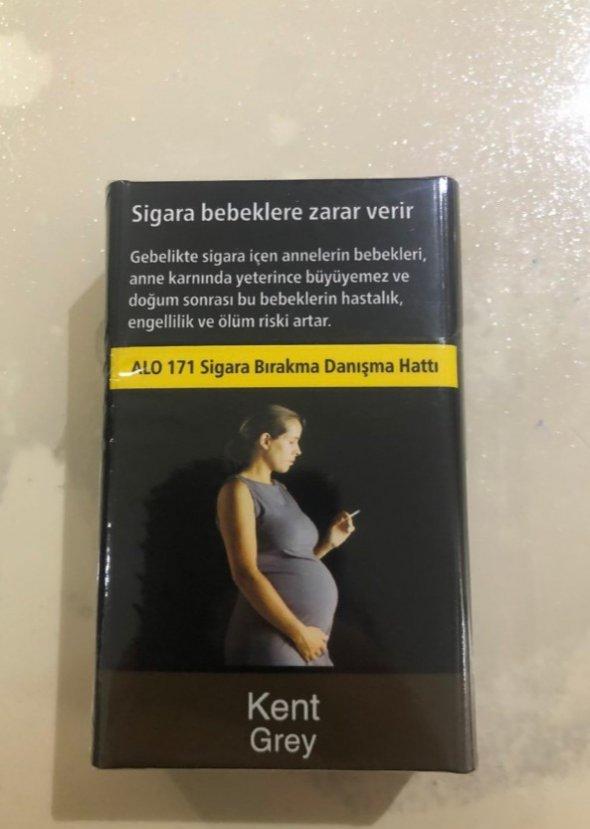 Tek tip sigara paketleri piyasaya sürülüyor