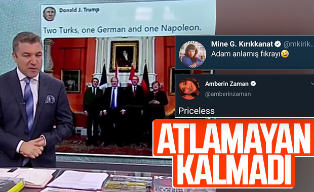Fake Trump hesabına inanan gazeteciler