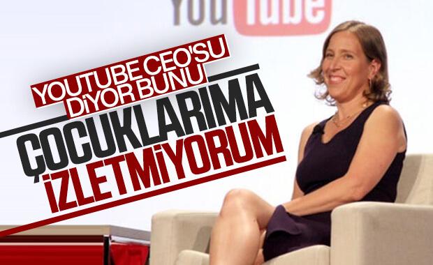 YouTube CEO'su siteyi çocuklarına yasakladı