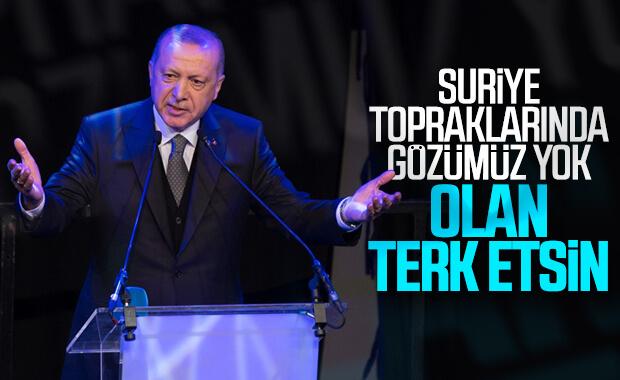 Cumhurbaşkanı Erdoğan, Londra'da Türk vatandaşlarıyla buluştu