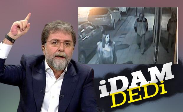 Ahmet Hakan idam cezasını hatırlattı