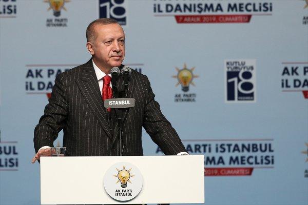 Cumhurbaşkanı'ndan Şehir Üniversitesi açıklaması