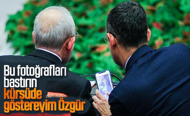 Kılıçdaroğlu'na gösterilen fotoğrafların sırrı çözüldü
