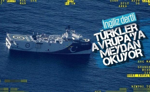 Türkiye'nin Doğu Akdeniz kararlılığı İngiliz basınında