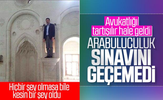 Ali İhsan Yavuz, Arabuluculuk Sınavı'nı geçemedi