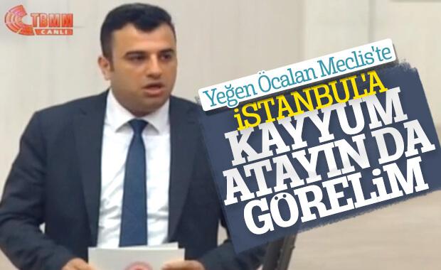 Ömer Öcalan: İstanbul ve Ankara'ya kayyum atayamazsınız