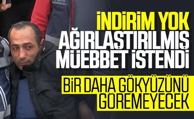 Ceren Özdemir'in katili hakkında istenen ceza belli oldu