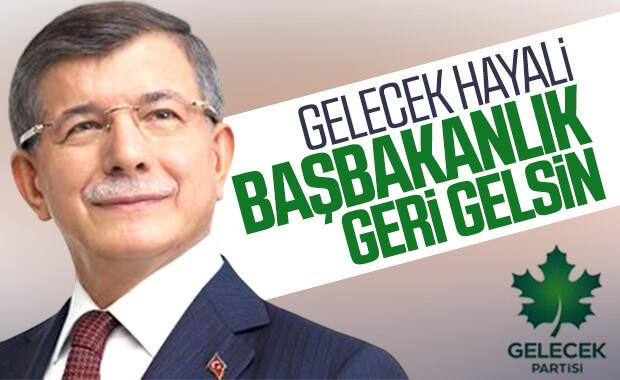 Ahmet Davutoğlu partisinin adını açıkladı