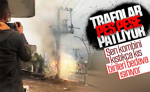 Şırnak'ta trafolar fazla elektriğe dayanamıyor