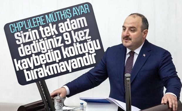 TBMM'de AK Partili ve CHP'lilerin 'tek adam' polemiği