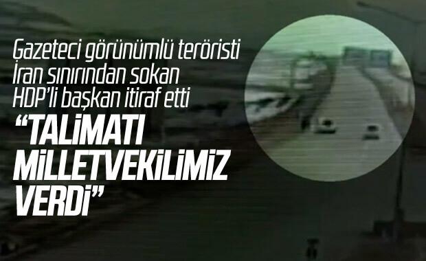 HDP'li vekilden ilçe başkanına teröriste yardım talimatı