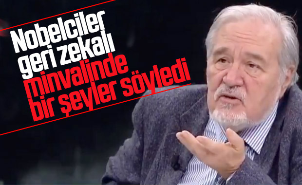 İlber Ortaylı'dan Nobel'e gönderme