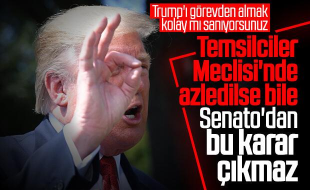Donald Trump'ın azil oylaması çarşamba günü