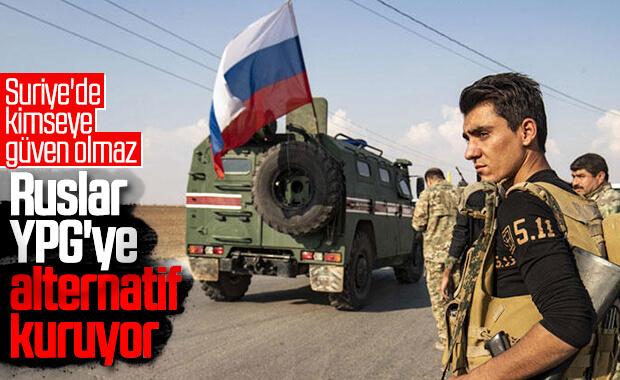 Rusya, Suriye'de yeni askeri güç kuruyor